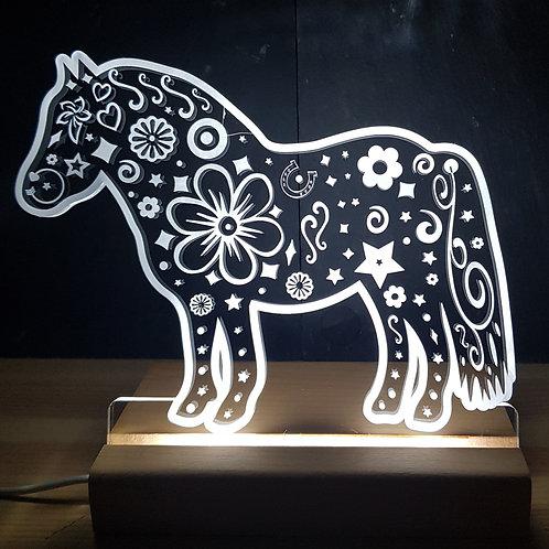 SHETLAND PONY LED LIGHT