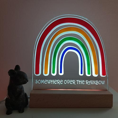 RAINBOW 3D LED LIGHT