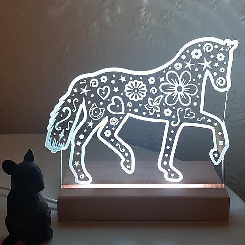 HORSE LED LIGHT