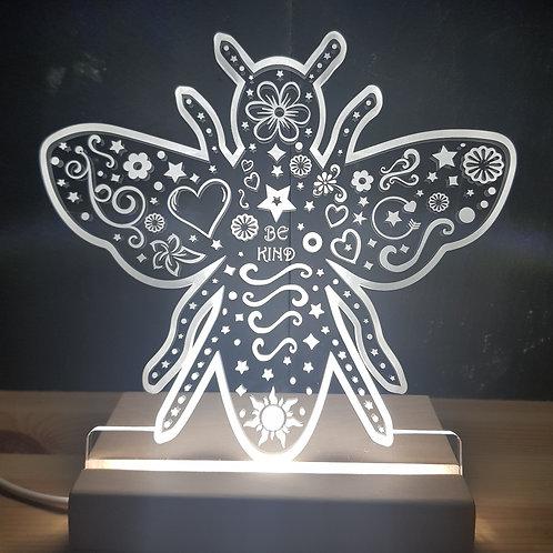 BEE KIND LED LIGHT