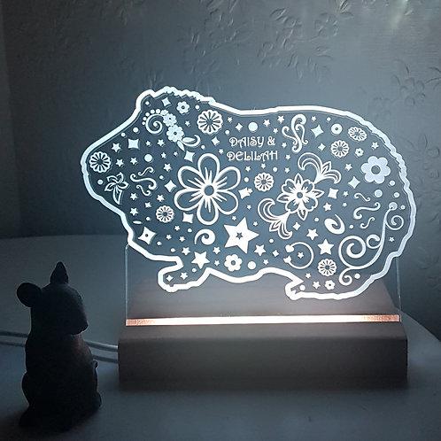 GUINEA PIG LED LIGHT