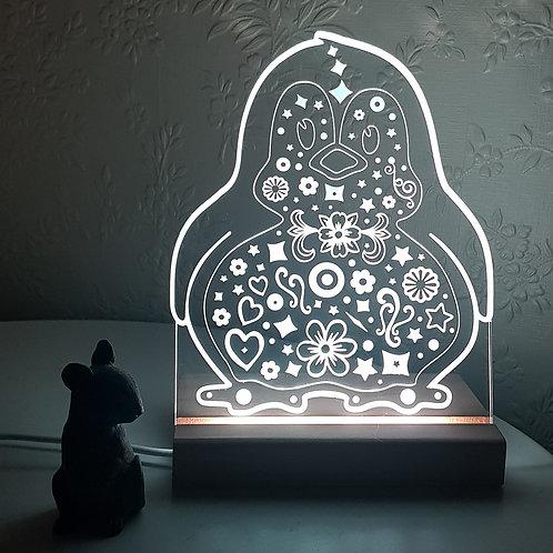 PENGUIN LED LIGHT