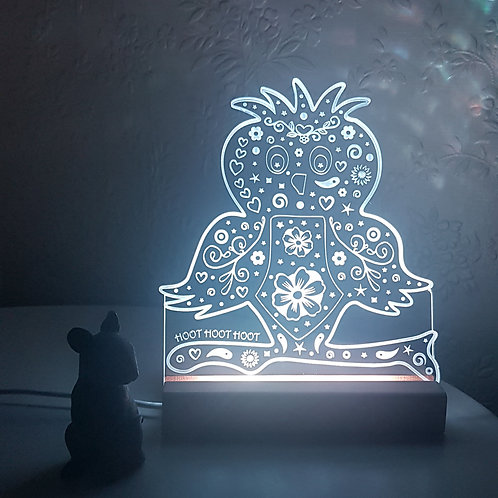 NIGHT OWL LED LIGHT