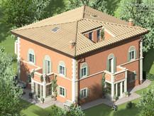 Ristrutturazione Villa a Montenero - Livorno