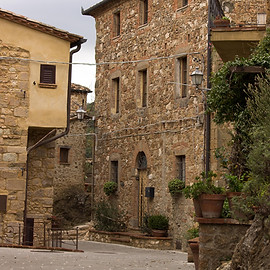 Appartamenti in stile toscano
