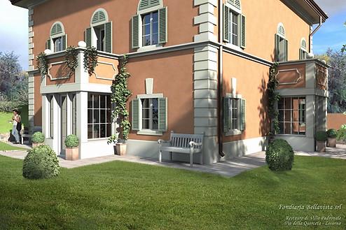 Villa Montenero - Livorno