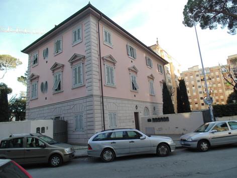 Villa d'epoca in Città a Livorno