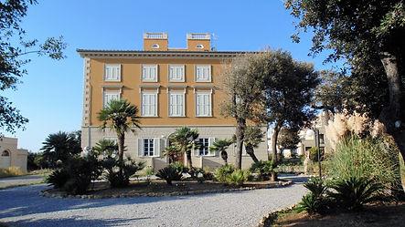 Apaprtamenti di lusso Complesso Villa Pendola Livorno