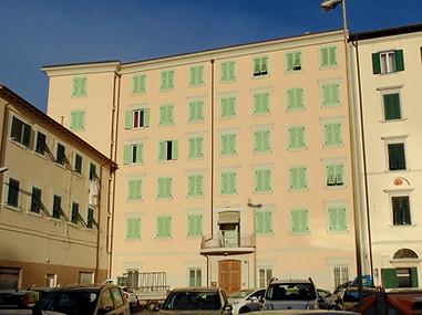 Ristrutturazione intero Condominio in Livorno