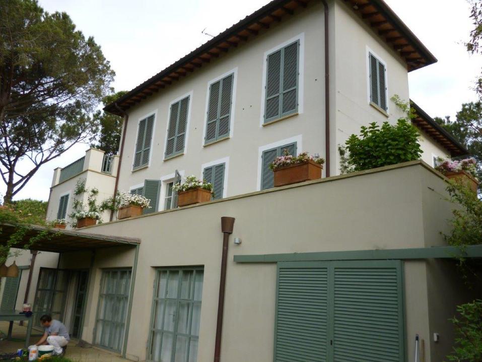 Villa a Marina di Bibbona