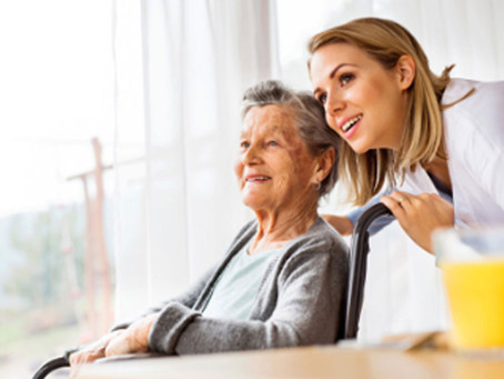Top 10 Benefits of Home Care