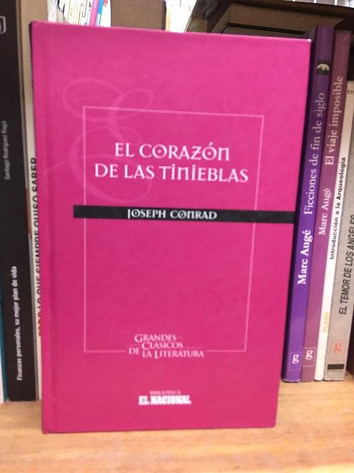 El corazón de las tinieblas Joseph Conrad