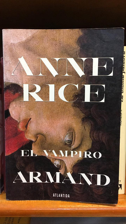 El Vampiro Anne Rice