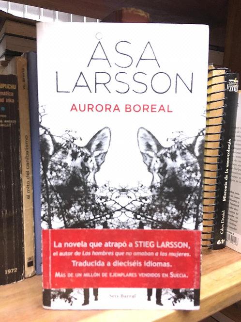 Aurora Boreal Asa Larsson