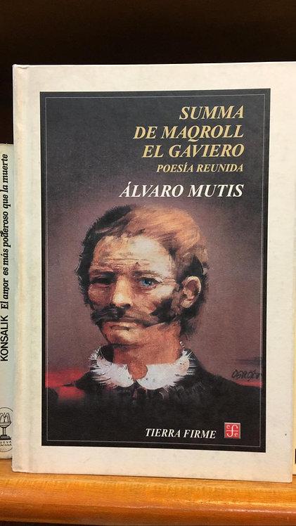 El Gaviero Pasta Dura Álvaro Mutis