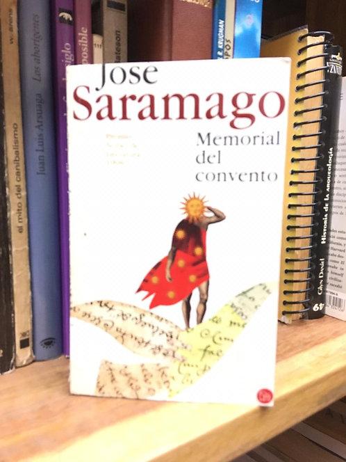 Memorial del Convento José  Saramago