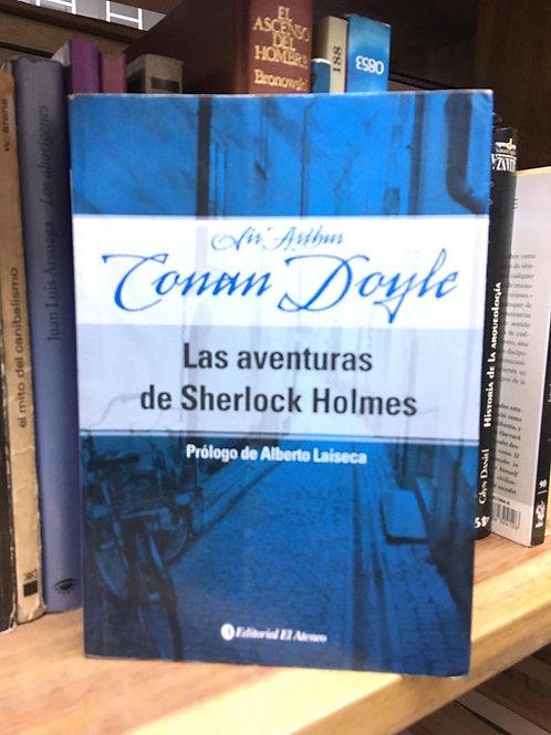 Las aventuras de Sherlock Holmes Arthur Conan Doyle