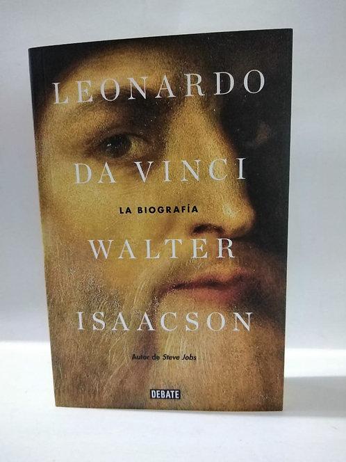 Biografía Leonardo Da Vinci Walter Isaacson