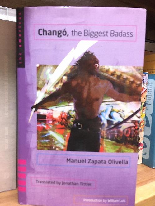 Changó el gran putas en Inglés Manuel Zapata Olivella