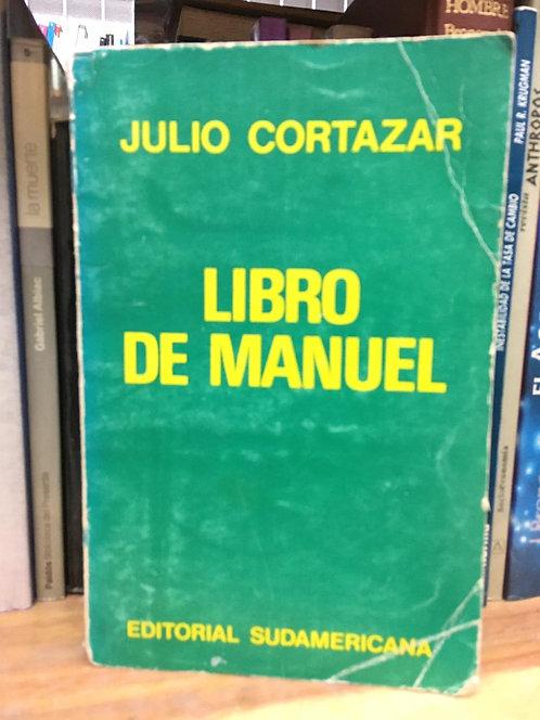 Libro de Manuel Julio Cortázar