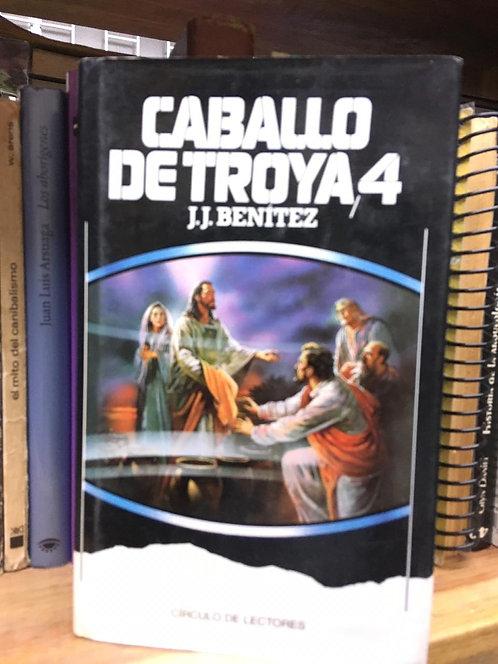 Caballo de Troya 4 J.J. Benitez