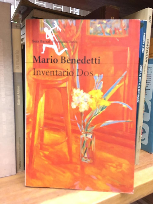 Inventario Dos Mario Benedetti