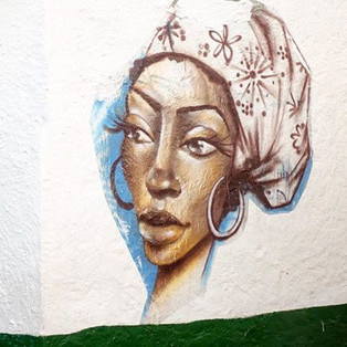 Bogotá is famous for its street art