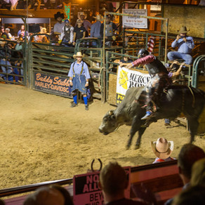 My First Rodeo (But Not My Last)