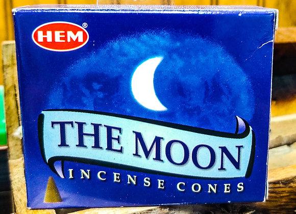 Incense Cones - Moon