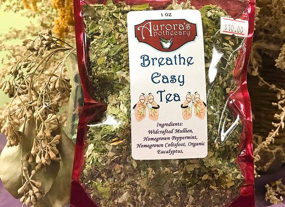 10 pcs Breathe Easy Tea 1oz