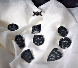 Witchy Pins