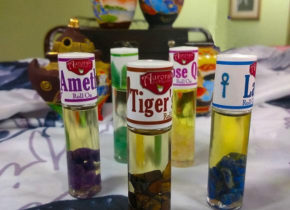 Gemstone Roll-On Fragrances