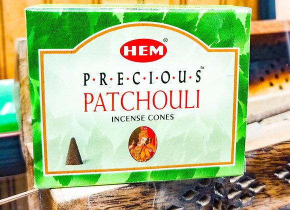 Incense Cones - Patchouli