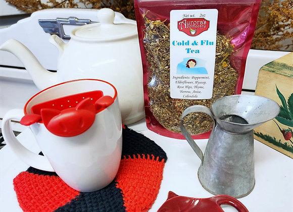 Cold & Flu Tea
