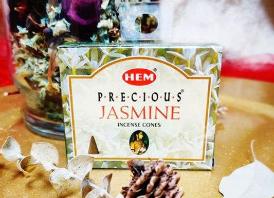 Incense Cones- Jasmine