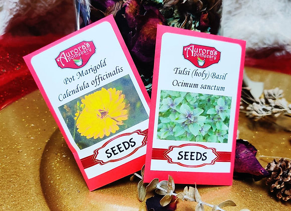 Apothecary Seeds