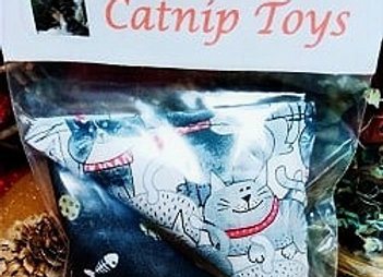 Duo Catnip Toy Pack