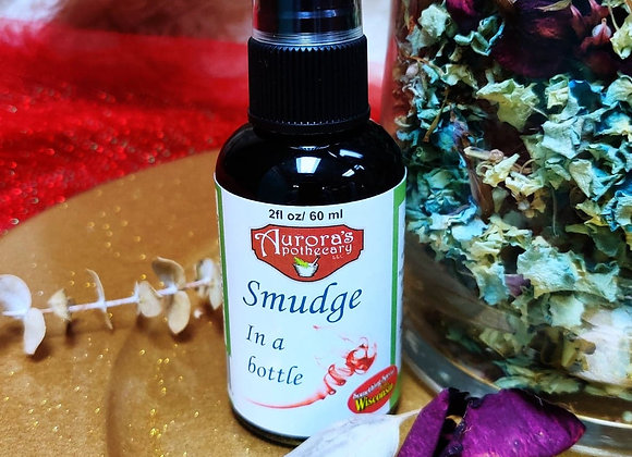 Smudge in a Bottle