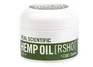 Hemp Oil Topical Salve