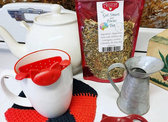 Get Smart and Focus (3G) Tea