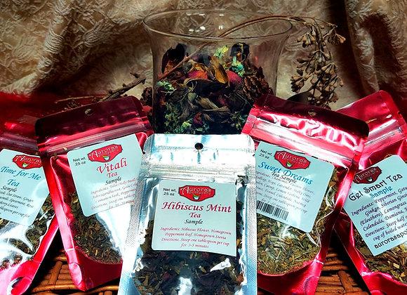 Tea Samples Bundle- Normali Tea Set
