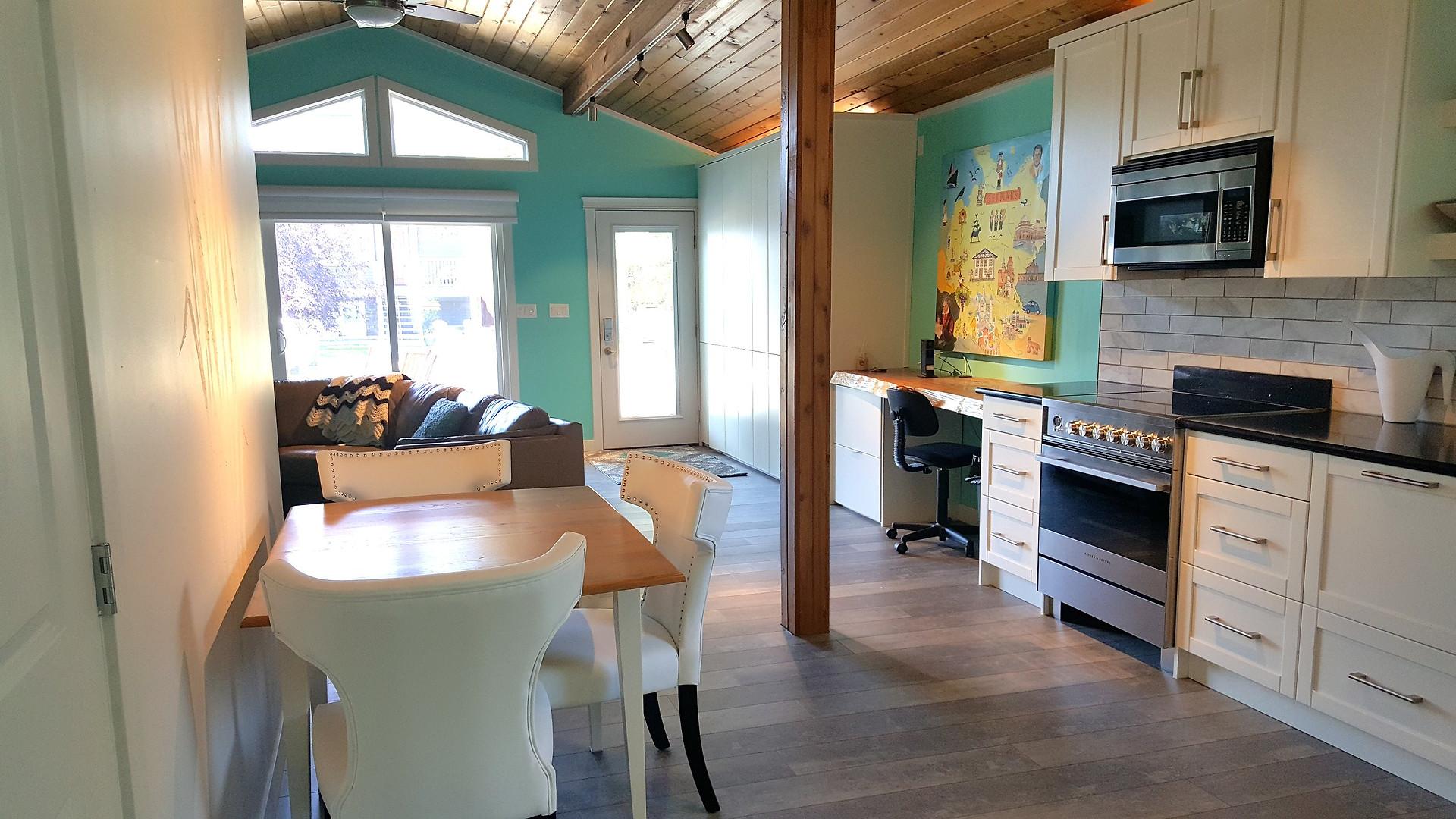 Open Consept Kitchen