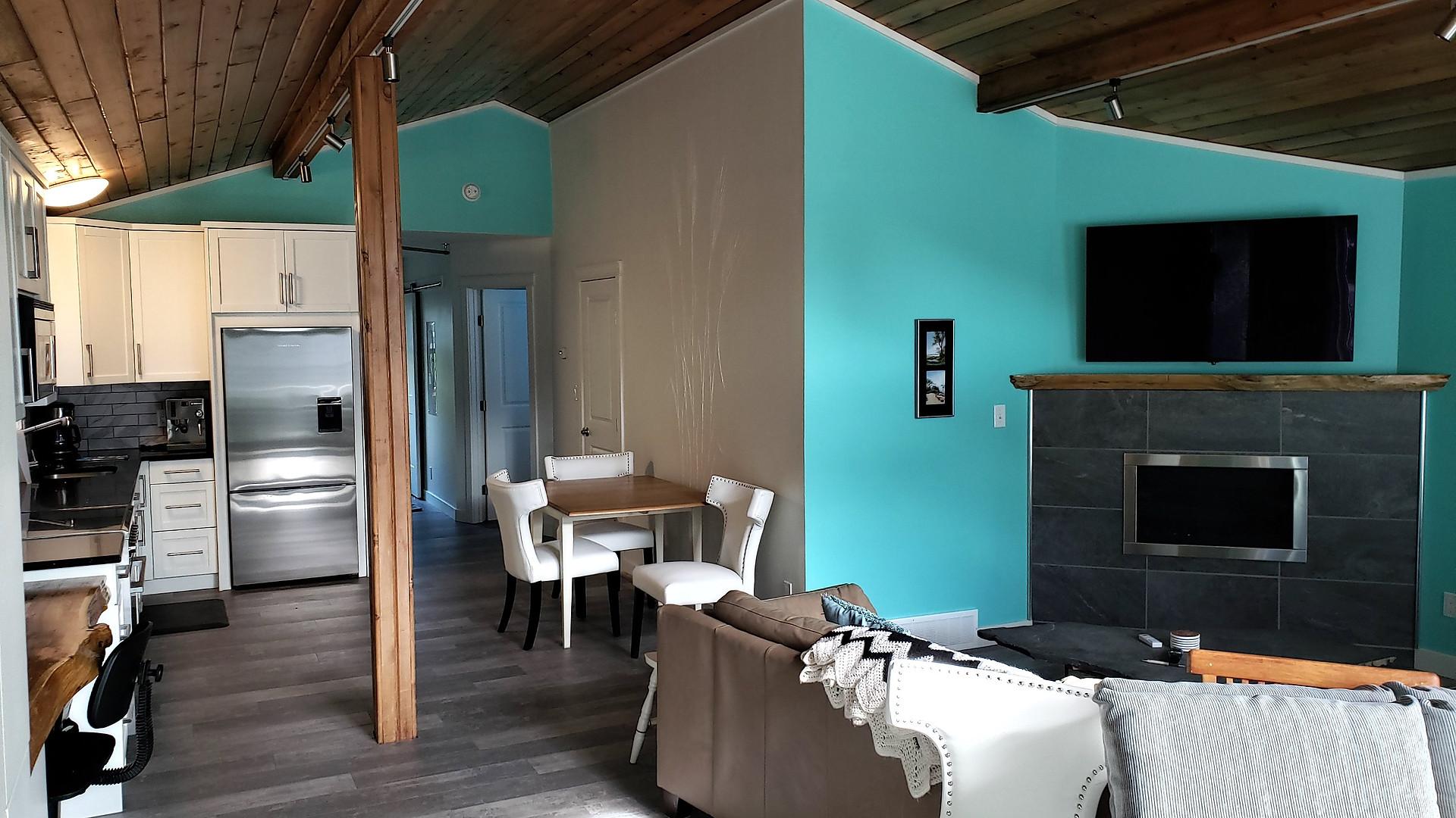 Open Consept Livingroom