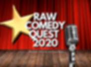 Copy of Copy of Copy of RAW COMEDY QUEST