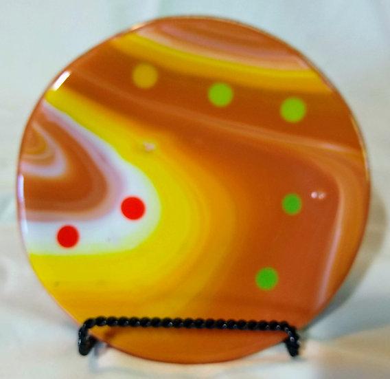 5 1/4 inch Round Plate