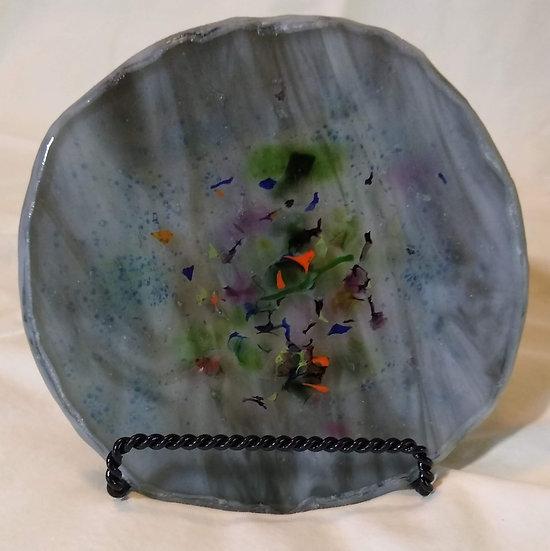5  inch Round Plate rough