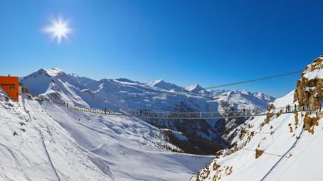 Firmatur til Alpene - Fjell, spa og ski