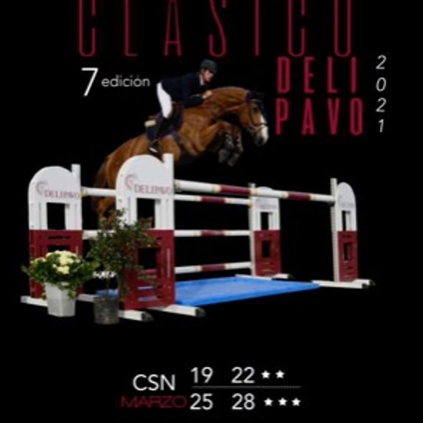 Clásico Delipavo 2021 CSN2* CSN3* - Club El Rancho
