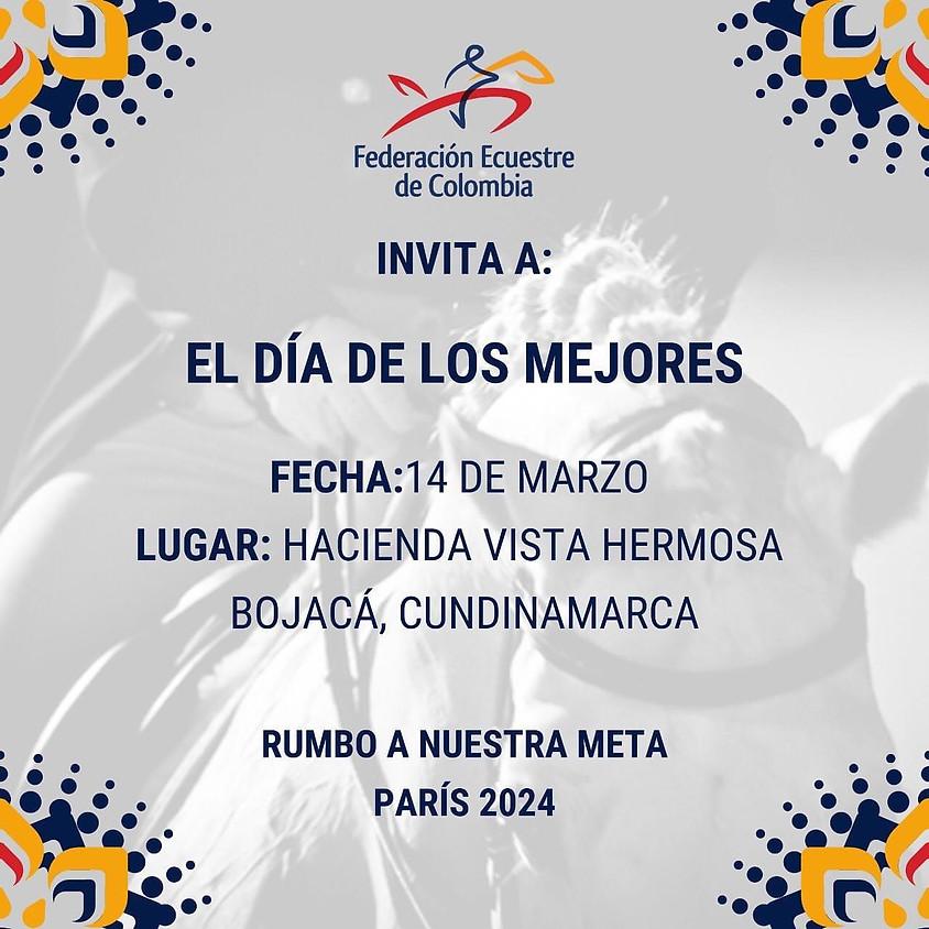 Día de los Mejores - Federación Ecuestre de Colombia
