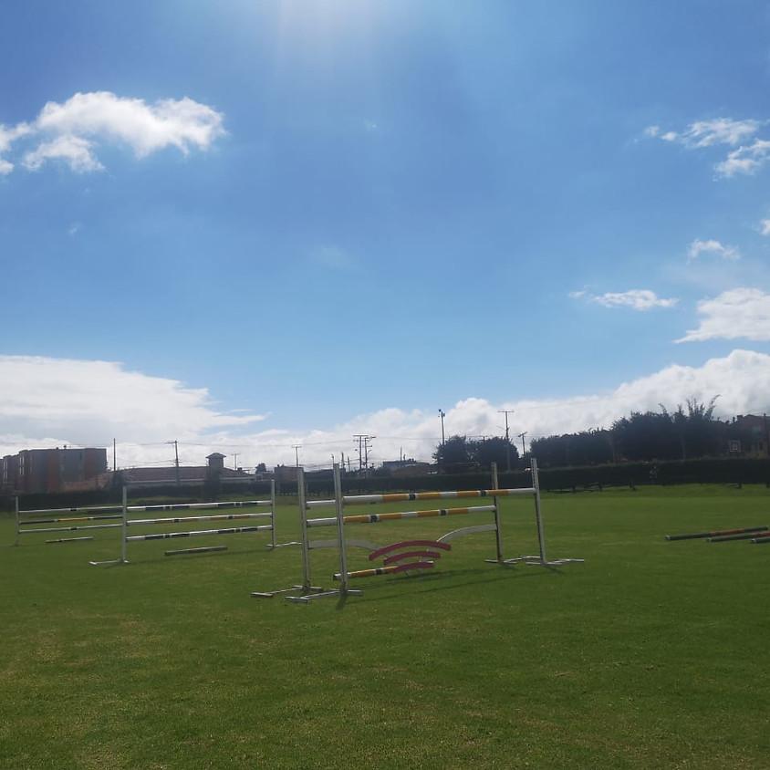 Paso de Pista - San Andres Golf Club 17-20 Septiembre